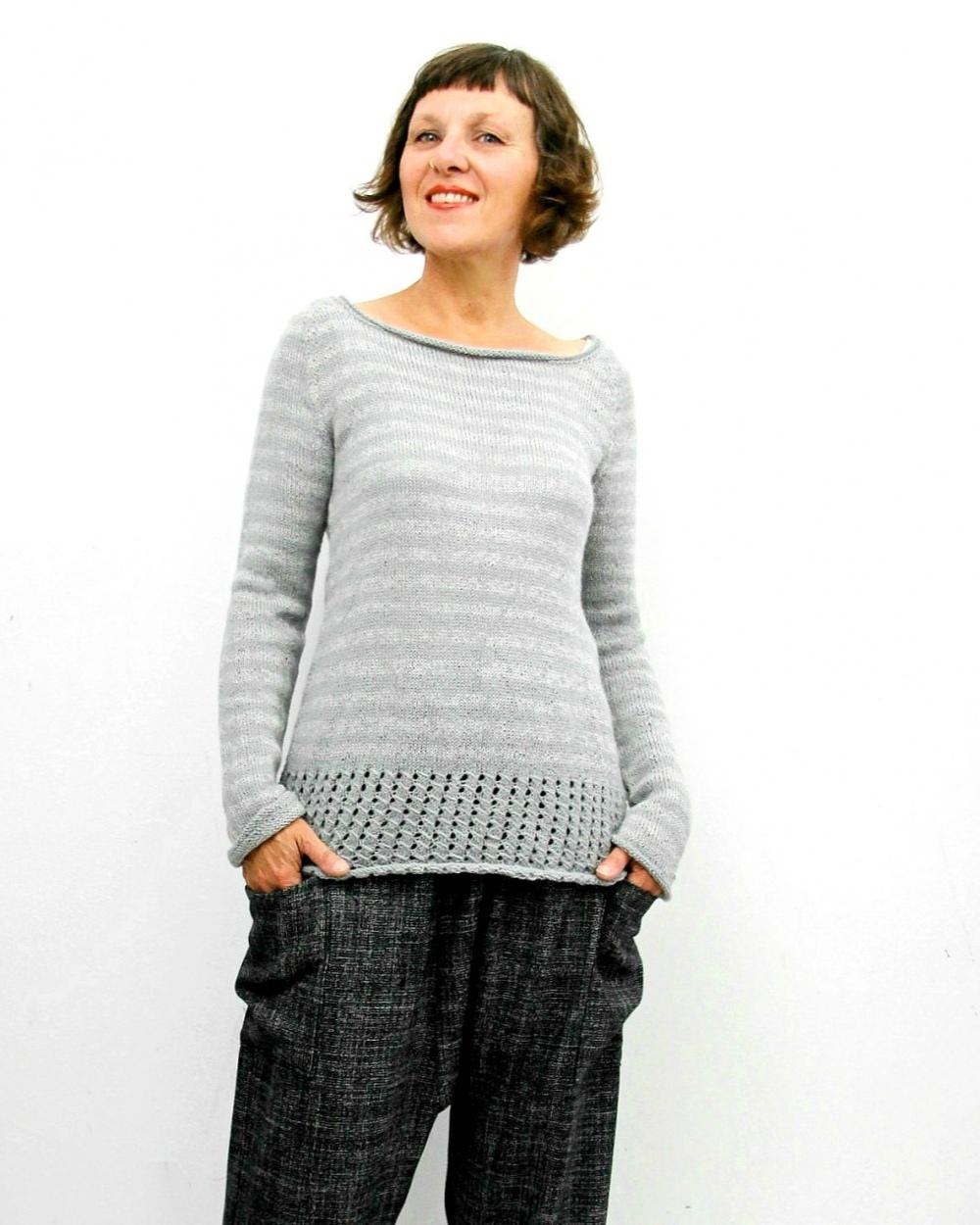 Ringel-Pullover