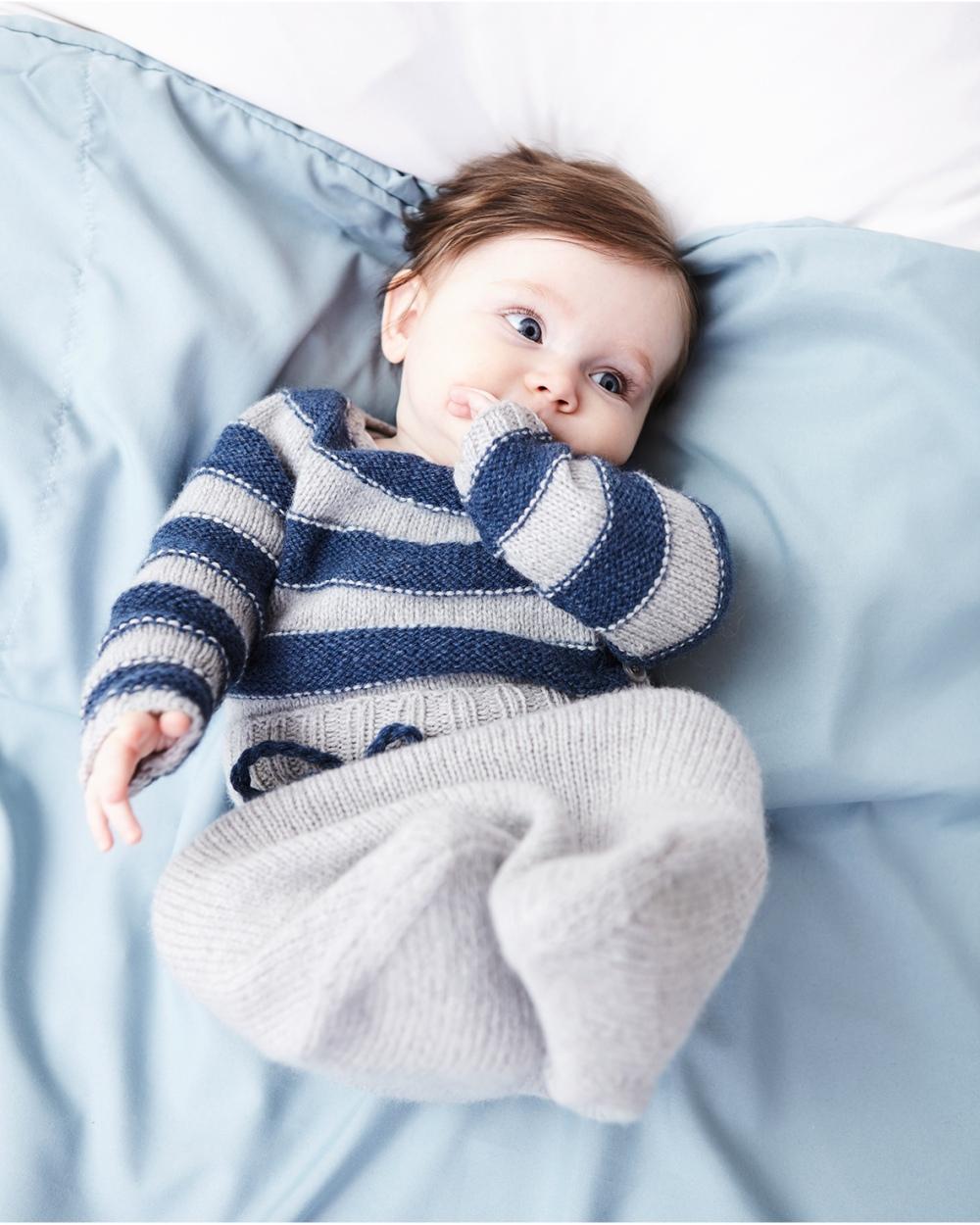 Baby Strampelsack (B02/2)